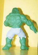 Hulk de espalda
